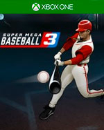 Super Mega Baseball 3 for Xbox One
