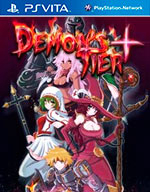 Demon's Tier+ for PS Vita