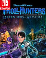 Trollhunters Defenders of Arcadia for Nintendo Switch