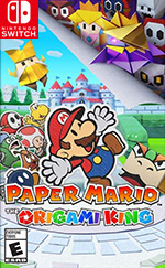 Paper Mario: The Origami King for Nintendo Switch
