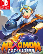 Nexomon : Extinction