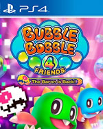 Bubble Bobble 4 Friends: The Baron is Back for PlayStation 4