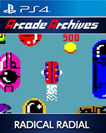 Arcade Archives RADICAL RADIAL