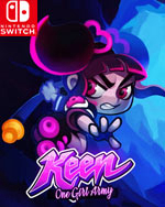 Keen - One Girl Army for Nintendo Switch