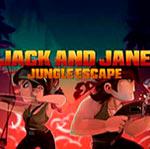 JACK AND JANE JUNGLE ESCAPE for Nintendo 3DS
