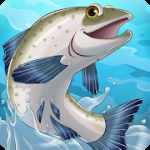 Salmon Race - Swim and win!