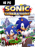 Sonic Generations for PC