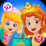 My Little Princess: Stores. Girls Shopping Dressup