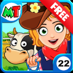 My Town : Farm Life Animals Game