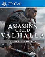 Assassin's Creed Valhalla: Ultimate Edition for PlayStation 4