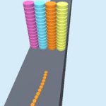 Snake Color 3D for Android