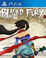 Bladed Fury for PlayStation 4