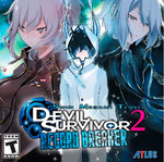 Shin Megami Tensei: Devil Survivor 2 Record Breaker for Nintendo 3DS