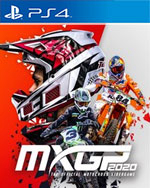 MXGP 2020 - The Official Motocross Videogame for PlayStation 4