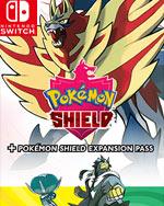 Pokemon Shield + Pokemon Shield Expansion Pass