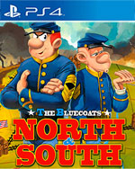The Bluecoats: North & South for PlayStation 4