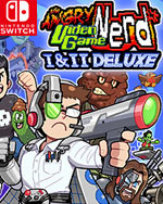 Angry Video Game Nerd 1 & 2 Deluxe for Nintendo Switch