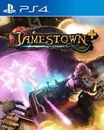 Jamestown+ for PlayStation 4