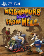 Neighbours back From Hell for PlayStation 4