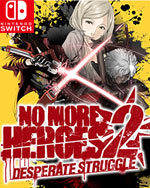No More Heroes 2: Desperate Struggle for Nintendo Switch