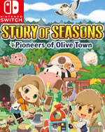 Story of Seasons : Pioneers of Olive Town + Lien 2 patch FR