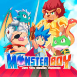 Monster Boy and the Cursed Kingdom for Xbox Series X
