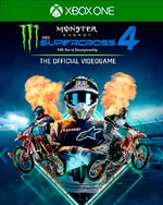 Monster Energy Supercross - The Official Videogame 4 for Xbox One