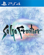 SaGa Frontier Remastered for PlayStation 4
