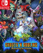 Ghost 'n Goblins Resurrection for Nintendo Switch