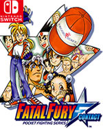 Fatal Fury : First Contact