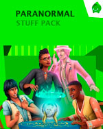 The Sims 4: Paranormal Stuff Pack for PC