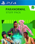 The Sims 4: Paranormal Stuff Pack for PlayStation 4