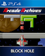 Arcade Archives BLOCK HOLE for PlayStation 4