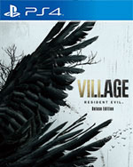 Resident Evil Village Deluxe Edition for PlayStation 4