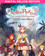 Atelier Ryza 2: Lost Legends & the Secret Fairy Digital Deluxe Edition