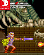 Arcade Archives LEGEND OF MAKAI for Nintendo Switch