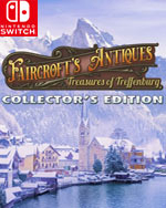 Faircroft's Antiques: Treasures of Treffenburg Collector's Edition for Nintendo Switch