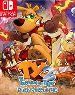 TY the Tasmanian Tiger 2: Bush Rescue HD