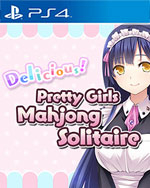 Delicious! Pretty Girls Mahjong Solitaire for PlayStation 4