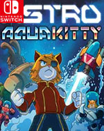 ASTRO AQUA KITTY for Nintendo Switch