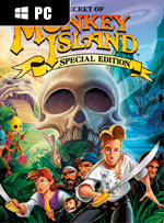The Secret of Monkey Island: Special Edition for PC