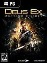 Deus Ex: Mankind Divided for PC