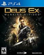 Deus Ex: Mankind Divided for PlayStation 4