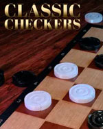 Classic Checkers for Nintendo Switch