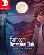 Famicom Detective Club: The Two-Case Collection