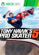 Tony Hawk's Pro Skater 5 for Xbox 360
