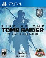 Rise of the Tomb Raider: 20 Year Celebration for PlayStation 4