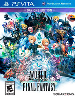 World of Final Fantasy for PS Vita