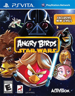 Angry Birds Star Wars for PS Vita
