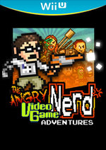 Angry Video Game Nerd Adventures for Nintendo Wii U